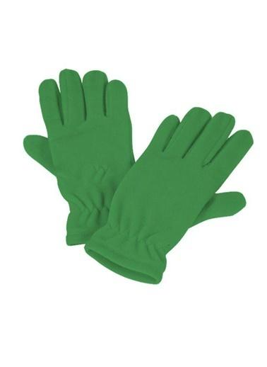 Muggo  Women Kadın Polar Eldıven Yeşil